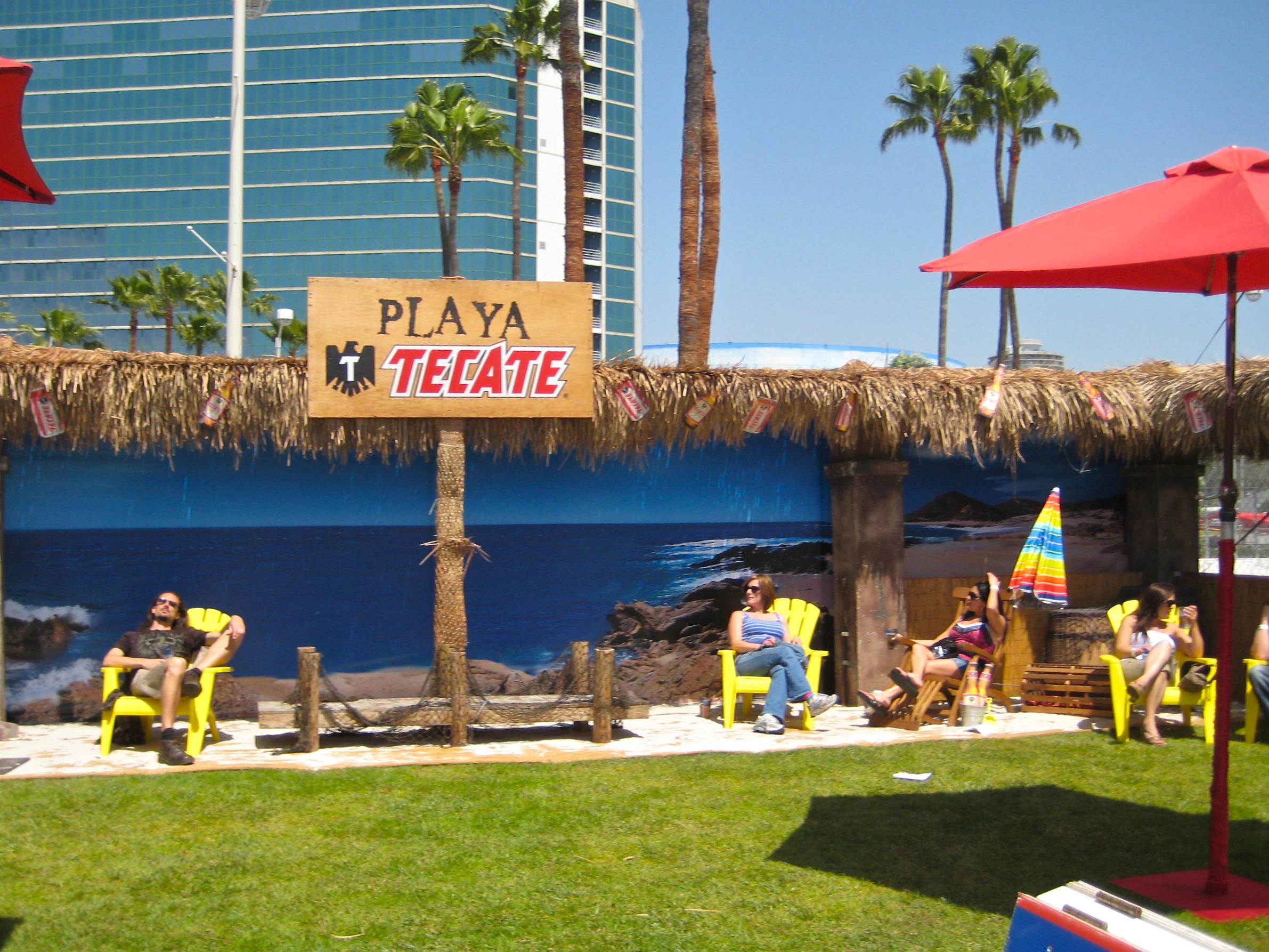 Playa Tecate